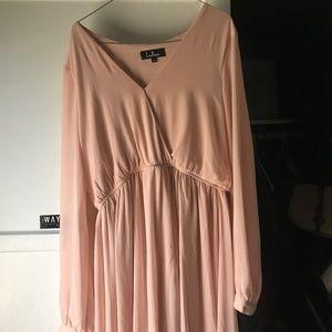 Maxi Long Sleeve Dress